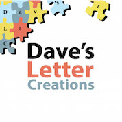 Dave's Letter Creations