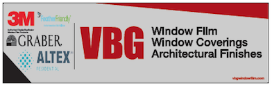 VBG Window Film